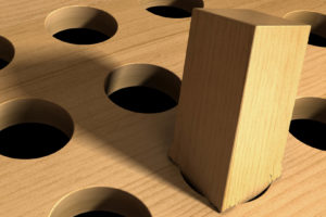 In-House Counsel Ethics: Practicing Law as a Square Peg