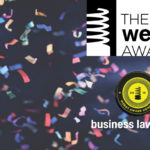 Business Law Today Recognized as a 2018 Webby Awards Honoree